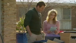 Michael Williams, Natasha Williams in Neighbours Episode 6247