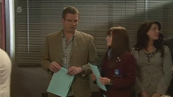Michael Williams, Natasha Williams in Neighbours Episode 6249