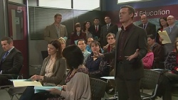 Toadie Rebecchi, Michael Williams, Summer Hoyland, Kyle Canning, Paul Robinson in Neighbours Episode 6249