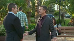 Toadie Rebecchi, Paul Robinson in Neighbours Episode 6250