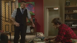 Toadie Rebecchi, Kyle Canning in Neighbours Episode 6251