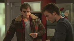 Kyle Canning, Rhys Lawson in Neighbours Episode 6251