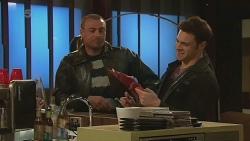 Steve Barnes in Neighbours Episode 6251