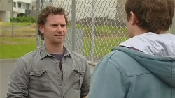 Lucas Fitzgerald, Kyle Canning in Neighbours Episode 6252
