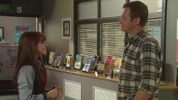 Summer Hoyland, Michael Williams in Neighbours Episode 6253