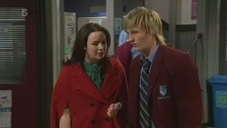 Kate Ramsay, Andrew Robinson in Neighbours Episode 6253