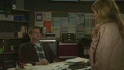 Michael Williams, Natasha Williams in Neighbours Episode 6254