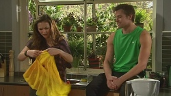 Jade McKenzie, Rhys Lawson in Neighbours Episode 6256