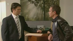 Peter Noonan, Paul Robinson in Neighbours Episode 6256