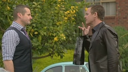 Toadie Rebecchi, Paul Robinson in Neighbours Episode 6256