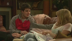 Chris Pappas, Natasha Williams in Neighbours Episode 6258