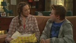 Sonya Mitchell, Callum Jones in Neighbours Episode 6258