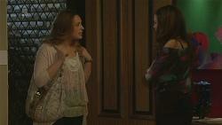 Sonya Mitchell, Jade Mitchell in Neighbours Episode 6258