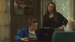 Callum Jones, Sophie Ramsay in Neighbours Episode 6259