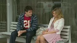 Chris Pappas, Natasha Williams in Neighbours Episode 6260