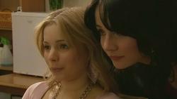Natasha Williams, Emilia Jovanovic in Neighbours Episode 6261