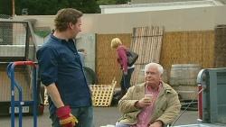 Lucas Fitzgerald, Lou Carpenter in Neighbours Episode 6261