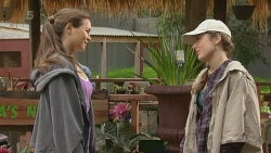 Jade Mitchell, Sonya Mitchell in Neighbours Episode 6262