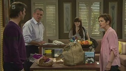 Malcolm Kennedy, Karl Kennedy, Summer Hoyland, Susan Kennedy in Neighbours Episode 6262