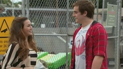 Jade Mitchell, Kyle Canning in Neighbours Episode 6262