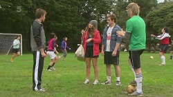 Rhys Lawson, Jade Mitchell, Kyle Canning, Andrew Robinson in Neighbours Episode 6263