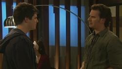 Chris Pappas, Lucas Fitzgerald in Neighbours Episode 6264