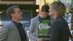 Paul Robinson, Andrew Robinson in Neighbours Episode 6265