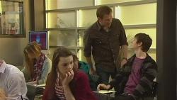 Michael Williams, Adam Miller in Neighbours Episode 6266