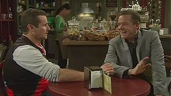 Toadie Rebecchi, Paul Robinson in Neighbours Episode 6266