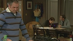 Karl Kennedy, Susan Kennedy, Paul Robinson in Neighbours Episode 6267