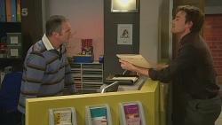 Karl Kennedy, Rhys Lawson in Neighbours Episode 6267