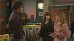 Rhys Lawson, Summer Hoyland, Natasha Williams in Neighbours Episode 6267