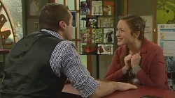 Toadie Rebecchi, Sonya Mitchell in Neighbours Episode 6268