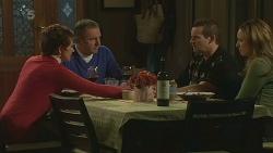 Susan Kennedy, Karl Kennedy, Toadie Rebecchi, Sonya Mitchell in Neighbours Episode 6269