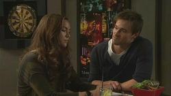 Jade Mitchell, Rhys Lawson in Neighbours Episode 6271