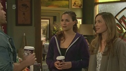 Dane Canning, Jade Mitchell, Sonya Mitchell in Neighbours Episode 6273