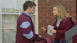 Chris Pappas, Natasha Williams in Neighbours Episode 6274