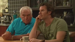 Lou Carpenter, Lucas Fitzgerald in Neighbours Episode 6275