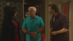 Emilia Jovanovic, Lou Carpenter, Lucas Fitzgerald in Neighbours Episode 6275