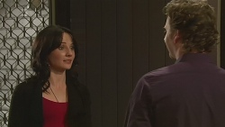 Emilia Jovanovic, Lucas Fitzgerald in Neighbours Episode 6275