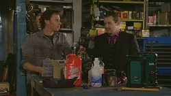 Lucas Fitzgerald, Toadie Rebecchi in Neighbours Episode 6276