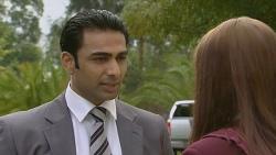 Ajay Kapoor, Summer Hoyland in Neighbours Episode 6276
