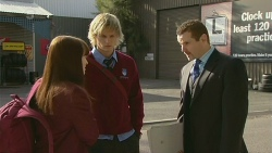 Summer Hoyland, Andrew Robinson, Toadie Rebecchi in Neighbours Episode 6277