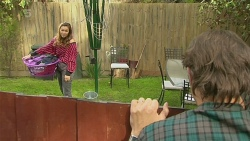 Jade Mitchell, Malcolm Kennedy in Neighbours Episode 6277