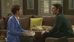 Susan Kennedy, Audrey, Malcolm Kennedy in Neighbours Episode 6277