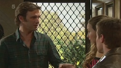 Malcolm Kennedy, Jade Mitchell, Rhys Lawson in Neighbours Episode 6278
