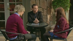 Andrew Robinson, Paul Robinson, Summer Hoyland in Neighbours Episode 6278