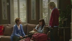 Susan Kennedy, Summer Hoyland, Andrew Robinson in Neighbours Episode 6278