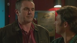 Karl Kennedy, Malcolm Kennedy in Neighbours Episode 6278
