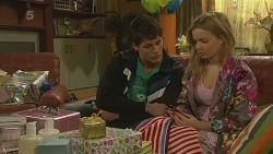 Chris Pappas, Natasha Williams in Neighbours Episode 6280